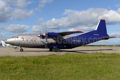 Ruby Star Airways Antonov An-12BP EW-338TI (msn 1340106) OSL (Ton Jochems). Image: 924259.