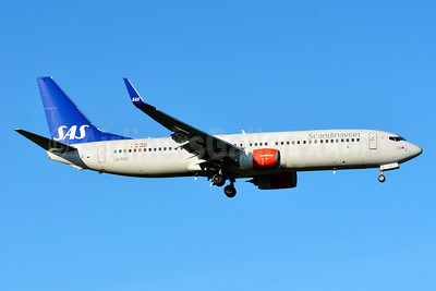 Scandinavian Airlines-SAS Boeing 737-86N WL LN-RGE (msn 38037) ZRH (Paul Bannwarth). Image: 929102.