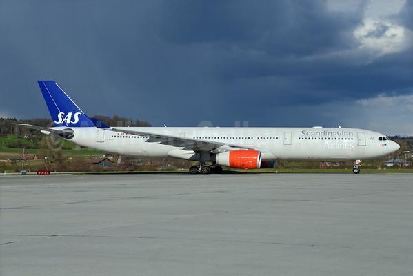 Airbus A320-251N - Scandinavian Airlines - SAS   Aviation Photo ...
