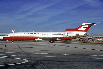 Sterling Airways (1st) Boeing 727-2K3 OY-SBO (msn 22770) MUC (Frank Potsch - Christian Volpati Collection). Image: 932740.