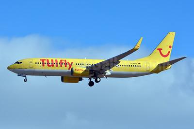 TUIfly (TUIfly.com) (Germany) Boeing 737-8K5 WL D-AHFT (msn 30413) LPA (Paul Bannwarth). Image: 929635.