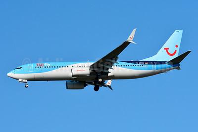 TUIfly (TUIfly.com) Boeing 737-8K5 SSWL D-ATUN (msn 41660) BSL (Paul Bannwarth). Image: 929085.