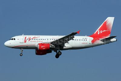 VIM Airlines (VIM Avia) Airbus A319-111 VP-BDY (msn 2442) CFU (Antony J. Best). Image: 928722.