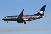 AeroMexico Boeing 737-752 WL N784XA (msn 33784) (Ford Harley-Davidson Lobo) LAX (James Helbock). Image: 907701.