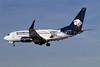 AeroMexico Boeing 737-73V WL N423AM (msn 32423 (Aeromexico Banamex-VISA) LAX (James Helbock). Image: 907945.
