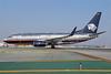 AeroMexico Boeing 737-752 WL N842AM (msn 32842) LAX. Image: 931787.