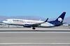 AeroMexico Boeing 737-8Z9 WL N342AM (msn 34262) LAS (Ton Jochems). Image: 921120.