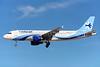 Interjet Airbus A320-214 XA-TLC (msn 3312) LAS (Greenwing). Image: 929137.