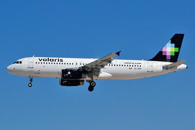 Volaris Airbus A320-232 XA-VON (msn 3672) LAS (Ken Petersen). Image: 926181.