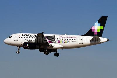 Volaris Airbus A319-133 XA-VOA (msn 2771) (Alejandra-VISA Platinum) LAS (Arnd Wolf). Image: 926179.