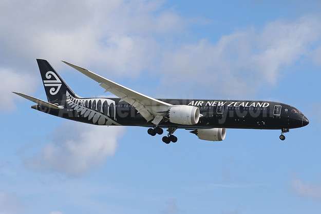 Air New Zealand Boeing 787-9 Dreamliner ZK-NZE (msn 34334) DPS (Pascal Simon). Image: 945013.