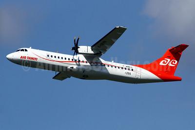 Air Tahiti (3rd) ATR 72-212A (ATR 72-600) F-WWEG (F-ORVN) (msn 1255) TLS (Manuel Negrerie). Image: 928511.