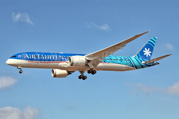 Carte American Express Air Tahiti Nui.Air Tahiti Nui World Airline News