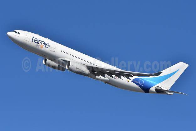 TAME Airbus A330-243 HC-COH (msn 348) JFK (Fred Freketic). Image: 944265.