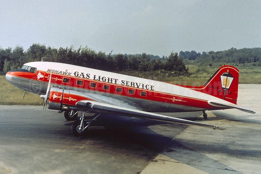 Airline Color Scheme - Introduced 1960 (Gas Light Service) - Best Seller