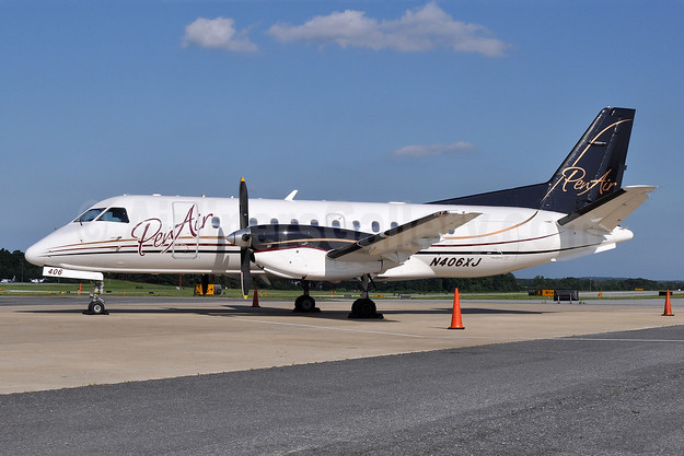 PenAir (Peninsula Airways) SAAB 340B N406XJ (msn 406) BWI (Tony Storck). Image: 912875.