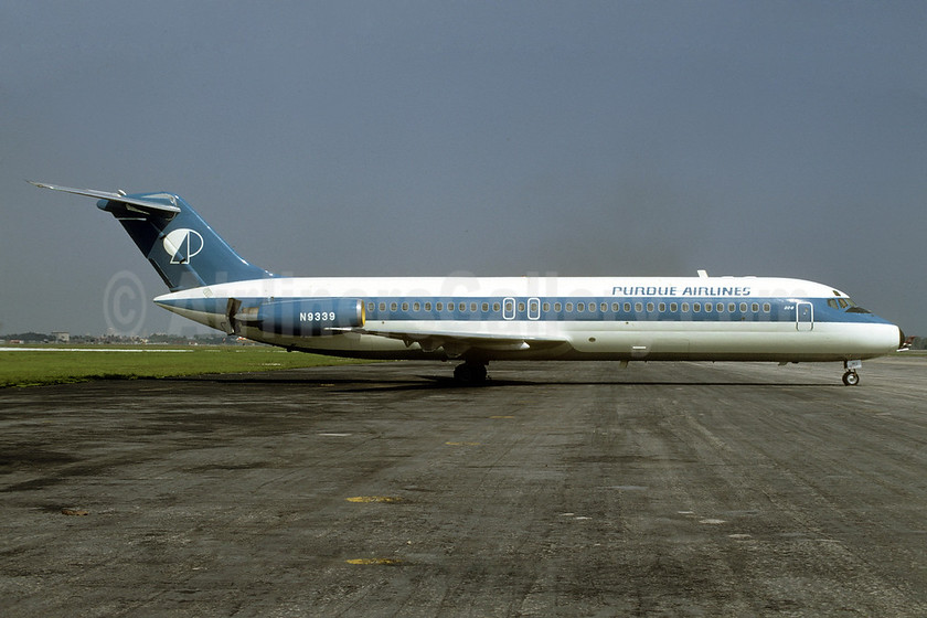 Airline Color Scheme - Introduced 1969 - Best Seller
