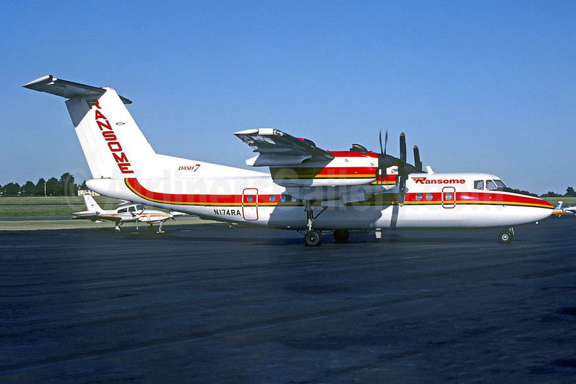 Airline Color Scheme - Introduced 1979