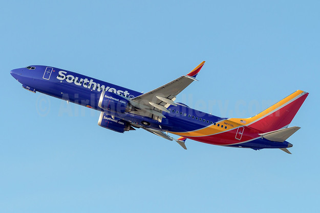 Southwest Airlines Boeing 737-8 MAX 8 N8712L (msn 36930) FLL (Andy Cripps). Image: 941462.