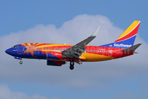 "Southwest's updated 2018 ""Arizona One"""