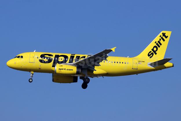 Spirit Airlines Airbus A319-132 N512NK (msn 2673) LAX (Michael B. Ing). Image: 945308.