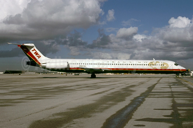 """Spirit of Long Beach"", last MD-80 built"