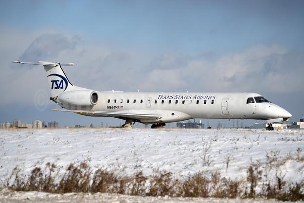 Trans States Airlines Embraer ERJ 145LR (EMB-145LR) N844HK (msn 14500838) YYZ (TMK Photography). Image: 948219.