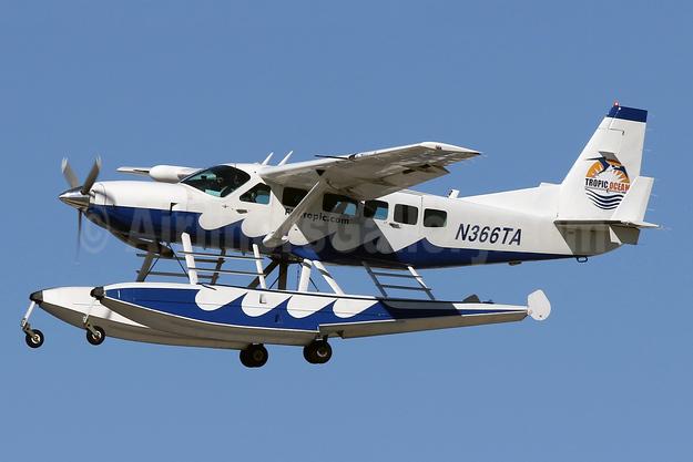 Tropic Ocean Airways (FlyTropic.com) Cessna 208 Caravan 1 N366TA (msn 2080049) FLL (Brian McDonough). Image: 931987.