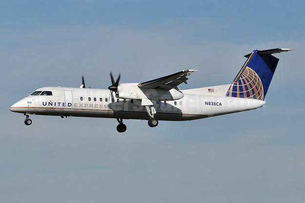 All DHC-8 Dash 8s to be replaced with ERJ 145s by January 2018