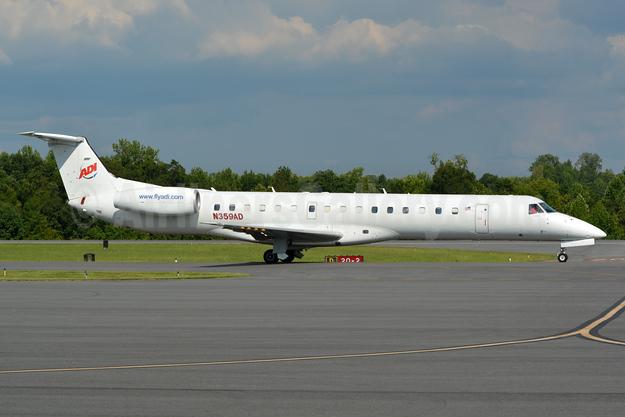 ADI Charter Services (Aerodynamics) Embraer ERJ 145EP (EMB-145EP) N359AD (msn 145169) JQF (Jay Selman). Image: 403006.