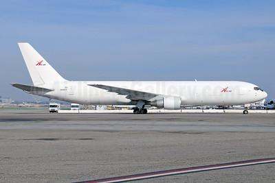 ABX Air Boeing 767-383 ER (F) N226CY (msn 26544) LAX. Image: 932597.
