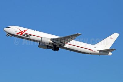 ABX Air Boeing 767-338 ER (F) N363CM (msn 24853) LAX (Michael B. Ing). Image: 932596.