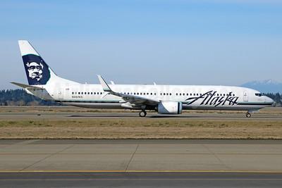 Alaska Airlines Boeing 737-990 ER SSWL N457AS (msn 36355) SEA (Michael B. Ing). Image: 928630.