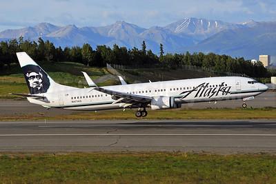Alaska Airlines Boeing 737-990 ER WL N471AS (msn 41703) ANC (Ken Petersen). Image: 928631.