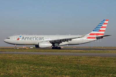 American Airlines Airbus A330-243 N281AY (msn 1041) CDG (Karl Cornil). Image: 928553.
