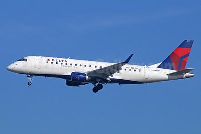 Delta Connection-Compass Airlines Embraer ERJ 170-200LR (ERJ 175) N629CZ (msn 17000236) LAX (Michael B. Ing). Image: 929528.