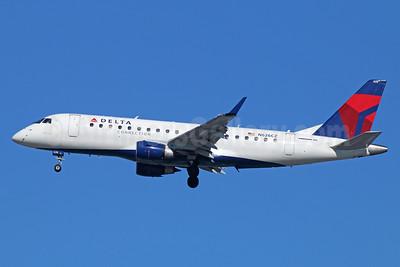 Delta Connection-Compass Airlines Embraer ERJ 170-200LR (ERJ 175) N626CZ (msn 17000226) LAX (Michael B. Ing). Image: 929533.