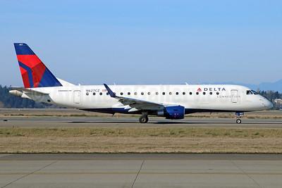 Delta Connection-Compass Airlines Embraer ERJ 170-200LR (ERJ 175) N627CZ (msn 17000229) SEA (Michael B. Ing). Image: 929526.