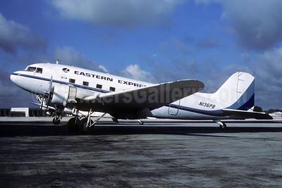 Eastern Express (PBA) Douglas DC-3A (msn 1997) MIA (Bruce Drum). Image: 103689.