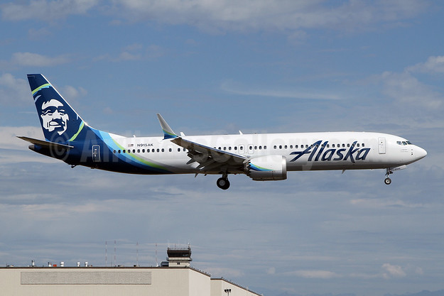 First MAX 9 for Alaska Airlines, in service March 1, 2021 SEA-SAN