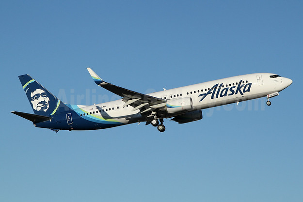 Last Boeing 737NG for Alaska Airlines, delivered on March 31, 2019