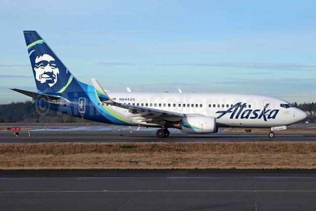 Alaska Airlines Boeing 737-790 WL N644AS (msn 30795) SEA (Michael B. Ing). Image: 937047.