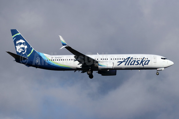 Alaska Airlines Boeing 737-990 SSWL N315AS (msn 30019) SEA (Michael B. Ing). Image: 946849.