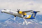 Alaska Horizon (Horizon Air) Bombardier DHC-8-402 (Q400) N441QX (msn 4348) (Alaska Nanooks) ANC (Michael B. Ing). Image: 938047.
