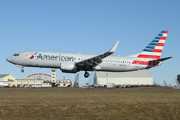 American Airlines Boeing 737-823 WL N823NN (msn 29560) PAE (Nick Dean). Image: 945872.