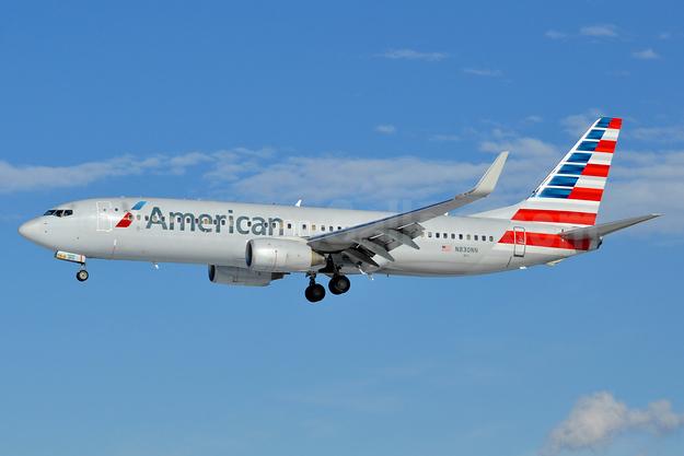 American Airlines Boeing 737-823 WL N830NN (msn 31091) BWI (Tony Storck). Image: 927377.