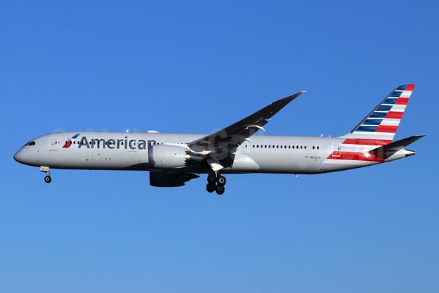 American Airlines Boeing 787-9 Dreamliner N832AA (msn 40638) LAX (Michael B. Ing). Image: 944767.