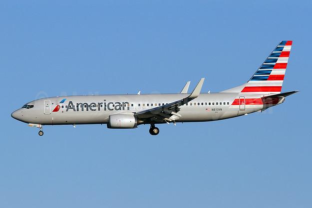 American Airlines Boeing 737-823 WL N815NN (msn 33208) DCA (Brian McDonough). Image: 922222.