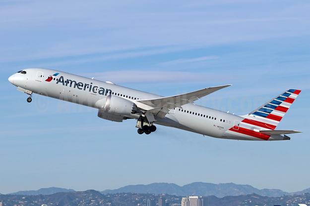 American Airlines Boeing 787-9 Dreamliner N831AA (msn 40652) LAX (Michael B. Ing). Image: 941141.
