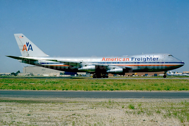 Converted Boeing 747-123 passenger aircraft - Best Seller